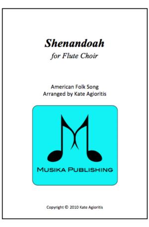 Shenandoah – Flute Choir
