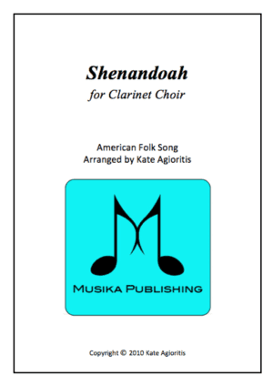 Shenandoah – Clarinet Choir