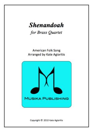 Shenandoah – Brass Quartet