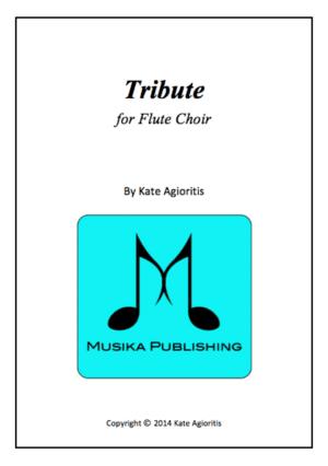 Tribute – Flute Choir