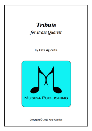 Tribute – Brass Quartet