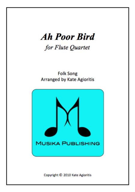 Ah Poor Bird Flute