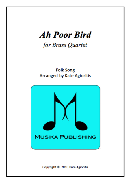 Ah Poor brass quartet