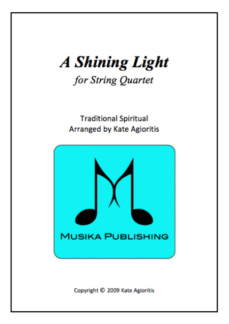 Shining light string 4