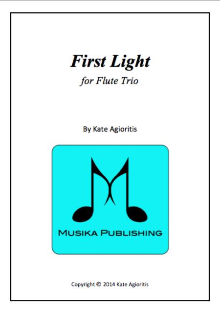 First Light Flute Trio