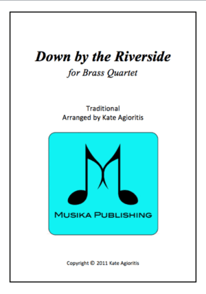 Down By The Riverside – Brass Quartet