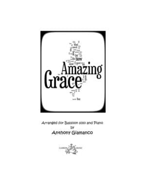 AMAZING GRACE – Bassoon and Piano