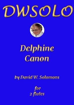 Delphine Canon for flute duo