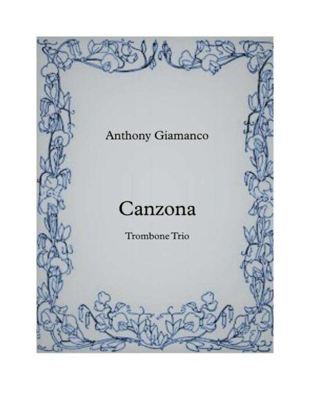 Canzona Trombone Trio