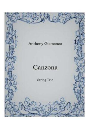 Canzona – String Trio