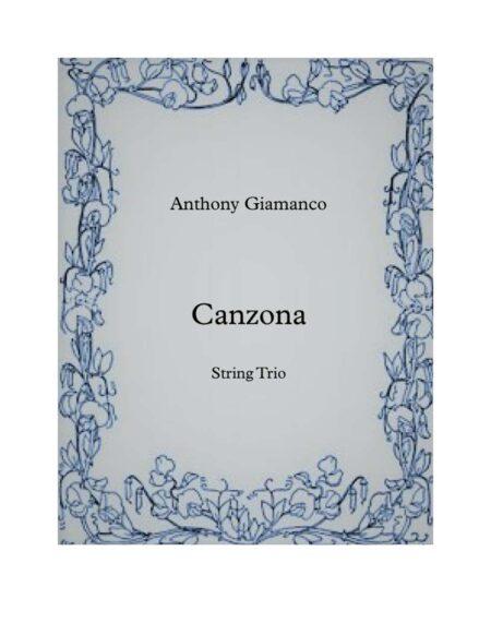 Canzona String Trio