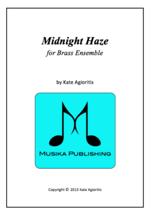 Midnight Haze – Brass Quintet