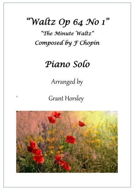 chopin minute waltz page 0001