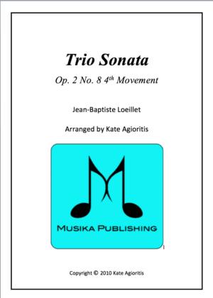 Trio Sonata – Brass Quintet