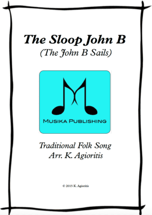 The Sloop John B – String Quartet