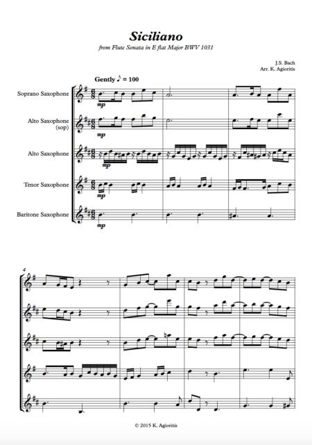 Siciliano Sax 4