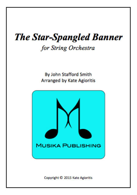 The Star-Spangled Banner - String Orchestra
