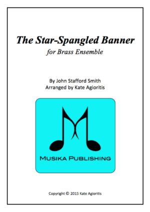 The Star-Spangled Banner – Brass Quintet