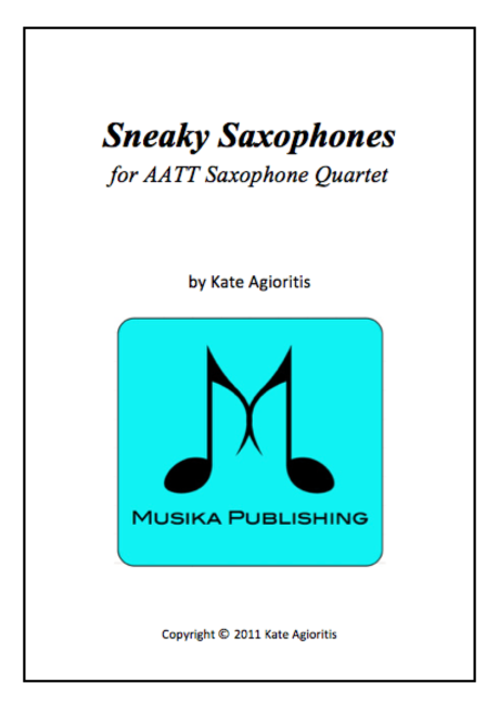 Sneaky Saxophones