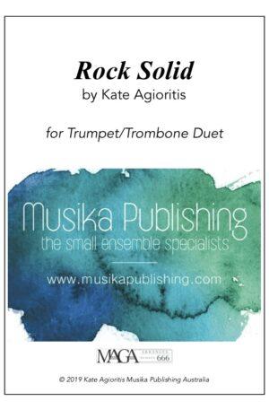 Rock Solid – Trumpet and Trombone Duet