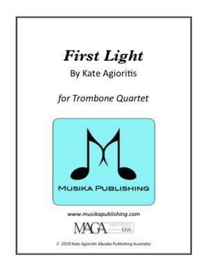 First Light – Trombone Quartet