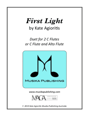 First Light – Flute Duet