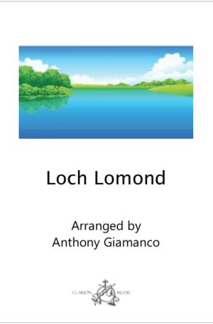 Loch Lomond – Soprano Saxophone and Piano