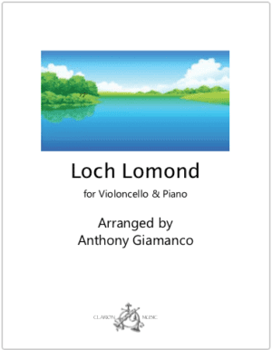 Loch Lomond – Cello and Piano