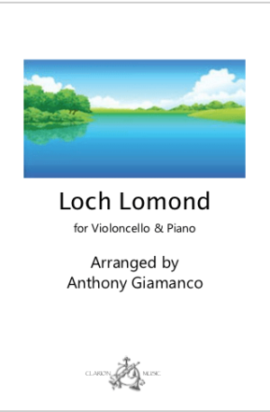 Loch Lomond – Cello and Piano