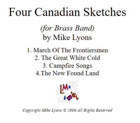 canadian sketches band 1