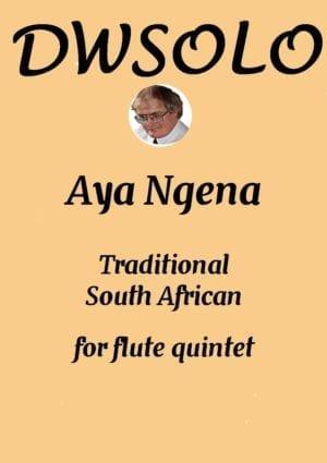 Aya Ngena (3 flutes, 1 alto, 1 bass)