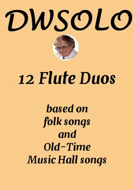 cover 12 flute duos folksongsand OTMH
