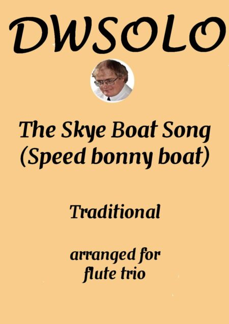 cover skye boat song flute trio