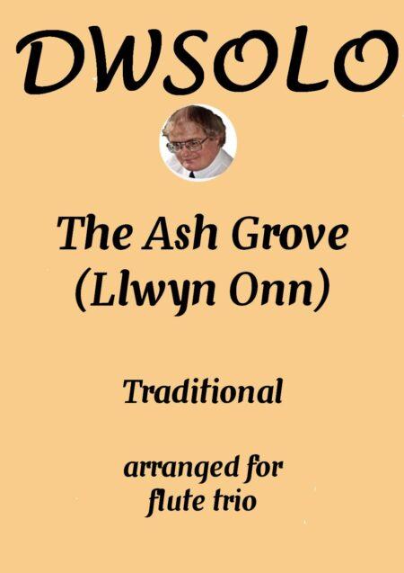 cover ash grove flute trio