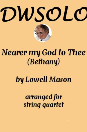 Nearer My God to Thee – String Quartet