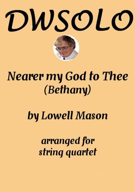 cover nearer my god