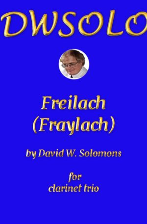 Freilach – Clarinet Trio