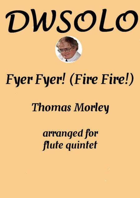 cover fyer fyer flute quintet