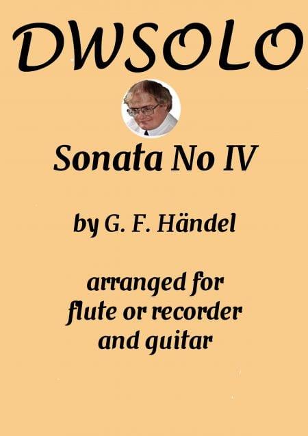 cover handel sonata IV scaled