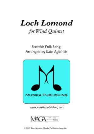 Loch Lomond – Wind Quintet