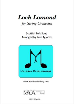 Loch Lomond – String Orchestra
