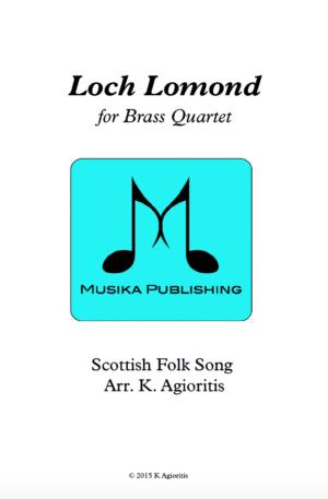 Loch Lomond – Brass Quartet