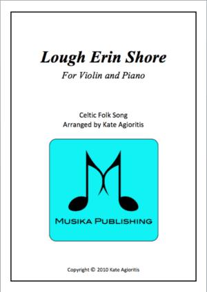 Lough Erin Shore – Violin and Piano