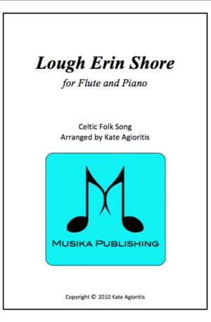 Lough Erin Shore – Flute and Piano
