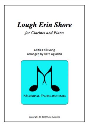 Lough Erin Shore – Clarinet and Piano