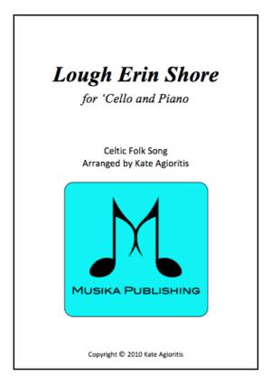 Lough Erin Shore – Cello and Piano