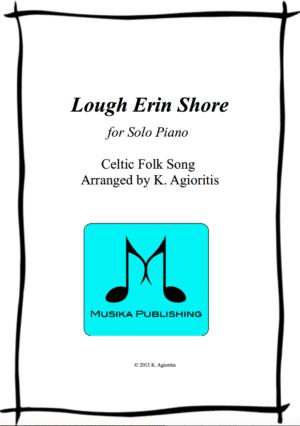 Lough Erin Shore – Solo Piano