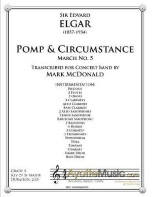 Pomp & Circumstance March No 5