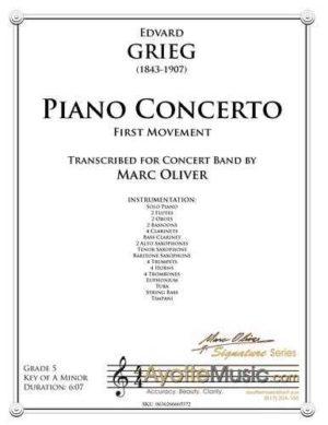 Piano Concerto in A Minor (First Movement)