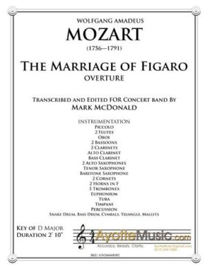 Overture to The Marriage of Figaro